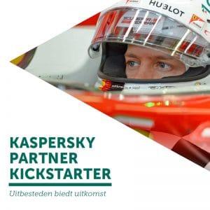 Marketingondersteuning voor Kaspersky partners