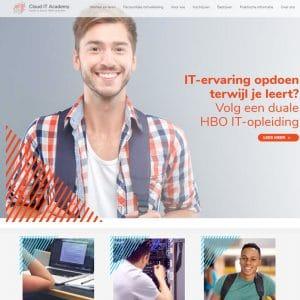 Website CloudITAcademy