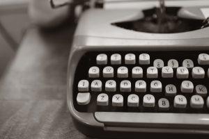 Content marketing typemachine