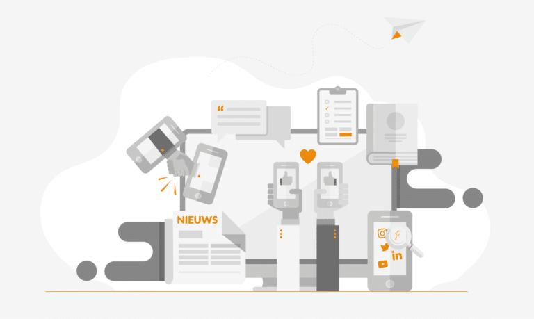 Onderzoeksrapport: het gebruik van IT-media door techies